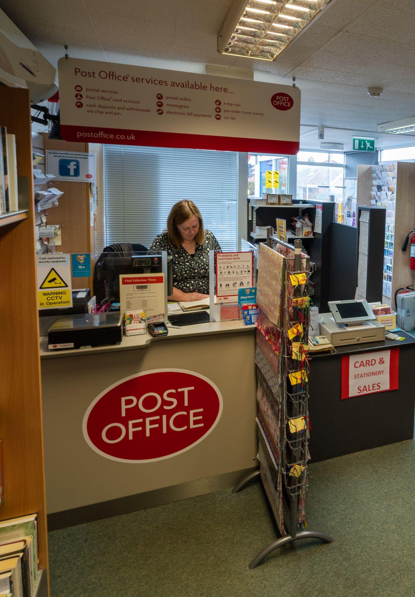 Saltford Community Post Office